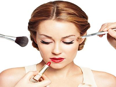 Trucco giorno/sera, trucco sposa, stile vintage, make up Dermal Institute.